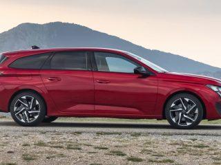 2022 Peugeot 308 SW review 4
