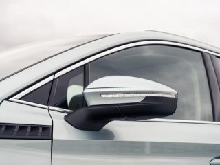 81 enyaq vs ioniq 5 2021 skoda wing mirrors 0