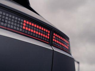 89 enyaq vs ioniq 5 2021 hyundai rear lights 0