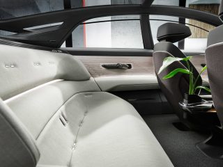 Audi Grandsphere concept 2021 10