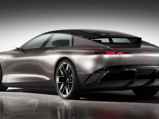 Audi Grandsphere concept 2021 11