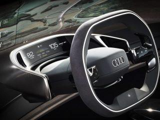 Audi Grandsphere concept 2021 13