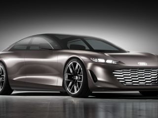 Audi Grandsphere concept 2021 14