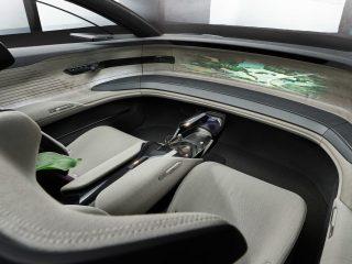 Audi Grandsphere concept 2021 8