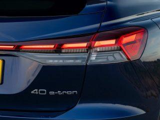 Audi Q4 e tron Sportback 19