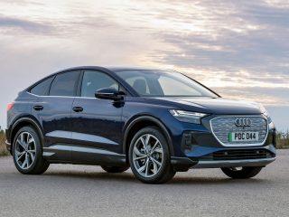 Audi Q4 e tron Sportback 2