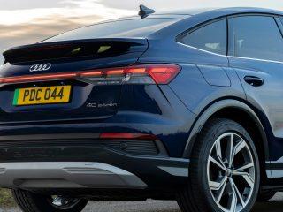 Audi Q4 e tron Sportback 23