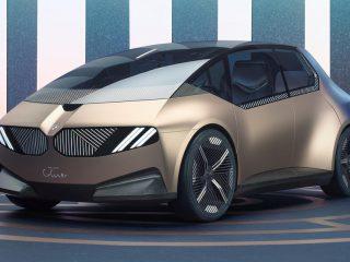 BMW i Vision Circular Munich 2