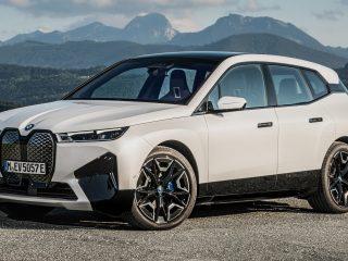 BMW iX 2021 8