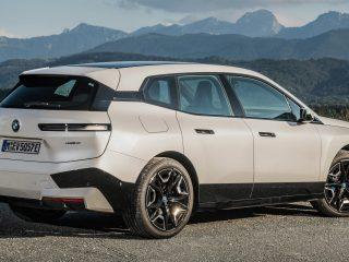 BMW iX 2021 9