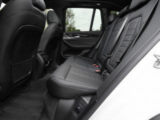 BMW iX3 2021 UK 13