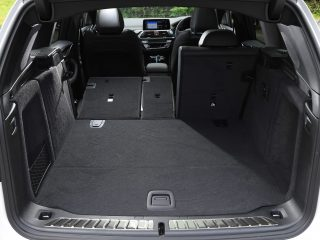 BMW iX3 2021 UK 14
