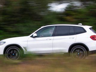 BMW iX3 2021 UK