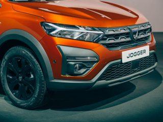 Dacia Jogger 2021 munich 1