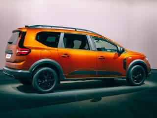 Dacia Jogger 2021 munich 2