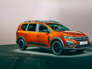Dacia Jogger 2021 munich 3