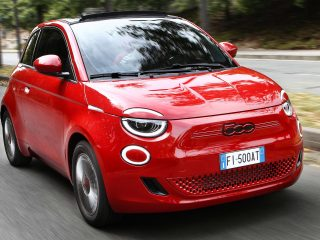 Fiat 500RED 4