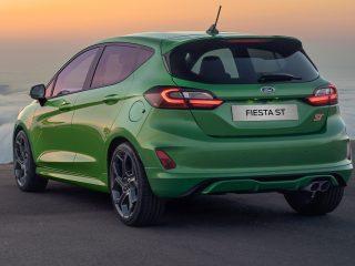 Ford Fiesta ST 2022 8