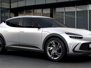 Genesis GV60 electric crossover reveal 2 e1633036491512