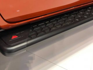 Isuzu D Max AT35 7