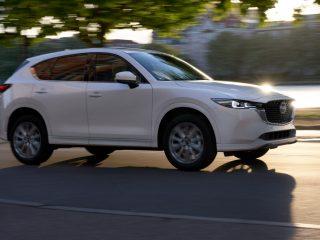 Mazda CX 5 2022 1 2