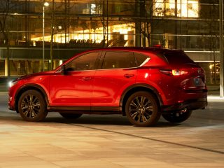 Mazda CX 5 2022 1