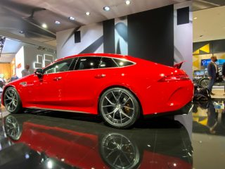 Mercedes AMG GT63 S E Performance debuts at Munich 4