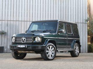 Mercedes G wagen 400 d 11