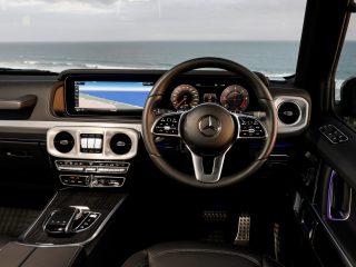 Mercedes G wagen 400 d 5