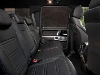Mercedes G wagen 400 d 7