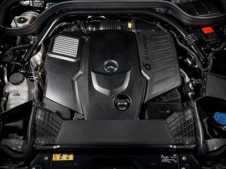 Mercedes G wagen 400 d 8