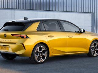 New Vauxhall Astra 2021 13