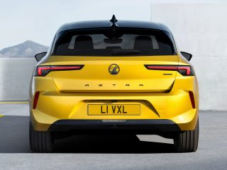 New Vauxhall Astra 2021 2