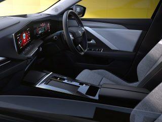 New Vauxhall Astra 2021 7