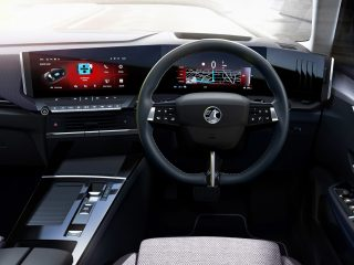 New Vauxhall Astra 2021 8