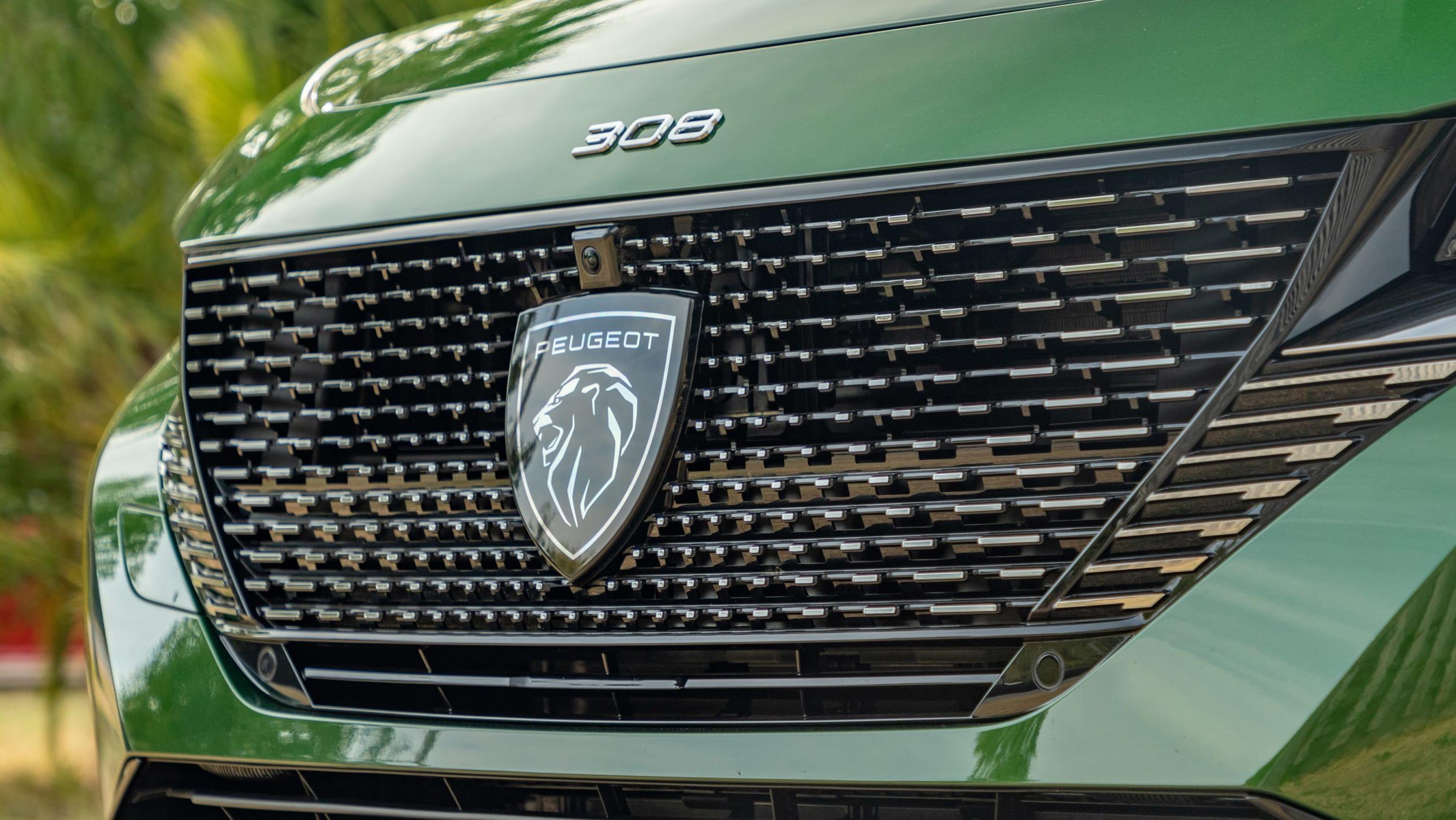 Peugeot 308 2021 13