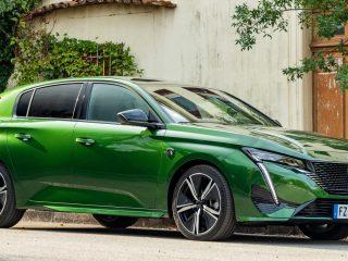 Peugeot 308 2021 2