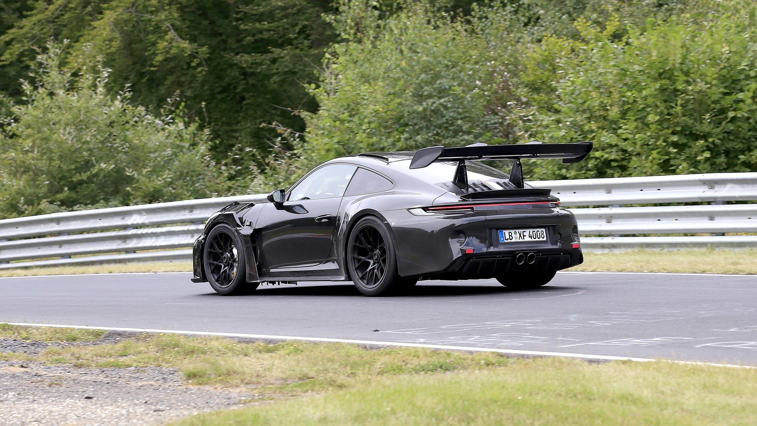 Porsche 911 GT3 RS 010