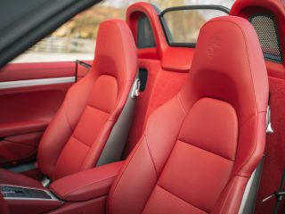 Porsche Boxster 25 Years 2021 11