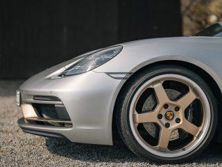 Porsche Boxster 25 Years 2021 16