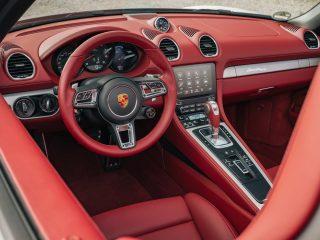 Porsche Boxster 25 Years 2021 7