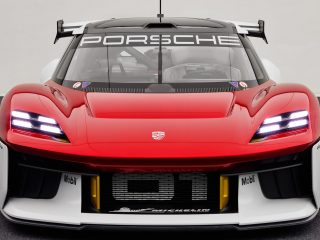 Porsche Mission R 10