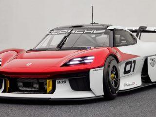 Porsche Mission R 11