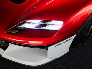 Porsche Mission R 2