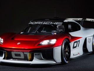 Porsche Mission R 6