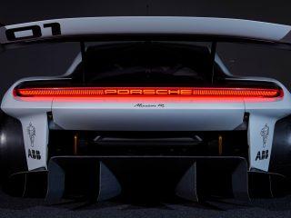 Porsche Mission R 8