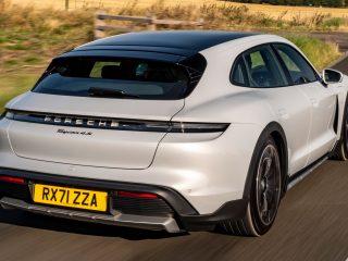 Porsche Taycan 4S Cross Turismo 2021 3