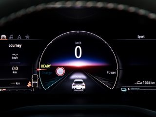 Renault Arkana UK 2021 14