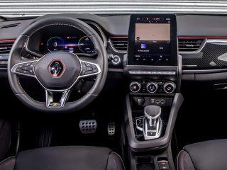 Renault Arkana UK 2021 6