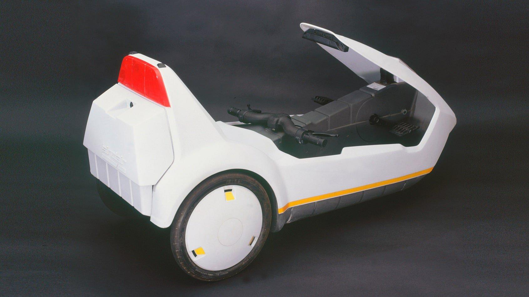 Sinclair C5 2